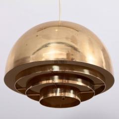 M nchner Werkst tten Brass Chandelier or Pendant Light by Vereinigte Werkst tten M nchen - 551381
