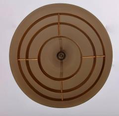 M nchner Werkst tten Brass Chandelier or Pendant Light by Vereinigte Werkst tten M nchen - 551383