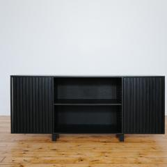 MAWLANA Furniture Home Avicenna Blackened Oak Credenza - 1394924