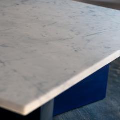 MAWLANA Furniture Home Fallada Bauhaus Stye Marble Coffee Table - 1394719