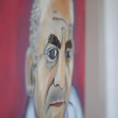 MAWLANA Furniture Home Negroni Master Oil Painting - 1395332