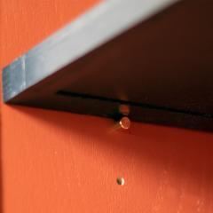 MAWLANA Furniture Home Tegmark Enamelled Oak Cabinet - 1395283