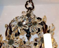Maison Bagu s Bagues Bronze Chandelier - 868509