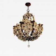 Maison Bagu s Bagues Bronze Chandelier - 870255