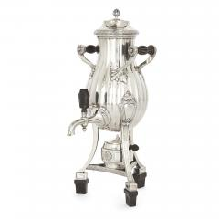 Maison Cardeilhac Antique Silver Rococo Style Six Piece Tea and Coffee Set by Maison Cardeilhac - 1913732