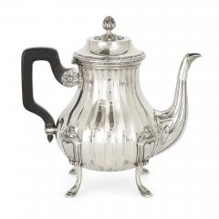 Maison Cardeilhac Antique Silver Rococo Style Six Piece Tea and Coffee Set by Maison Cardeilhac - 1913734