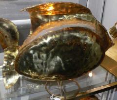 Maison Honor Paris 1970s Fisch lamp Honor Paris - 913491