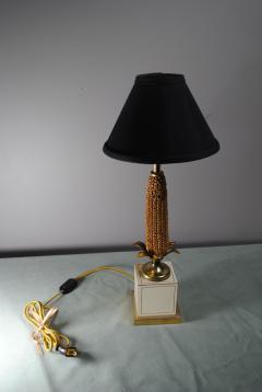 Maison Le Dauphin Maison Le Dauphin Les Maizieres Corncob lamp - 1195103