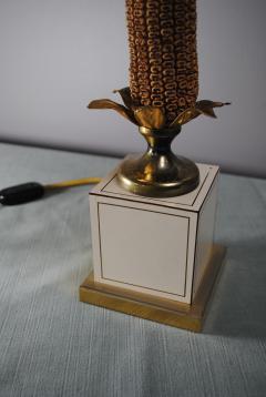 Maison Le Dauphin Maison Le Dauphin Les Maizieres Corncob lamp - 1195105