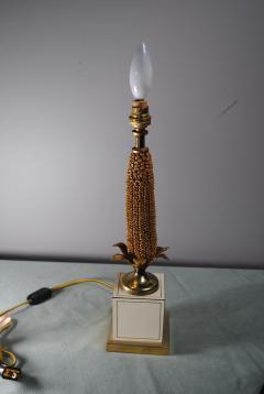 Maison Le Dauphin Maison Le Dauphin Les Maizieres Corncob lamp - 1195106