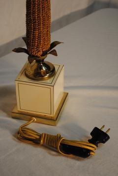 Maison Le Dauphin Maison Le Dauphin Les Maizieres Corncob lamp - 1195109