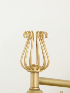 Maison Lunel Maison Lunel Brass Lantern Sconces - 970710
