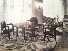 Maison Raphael Mid Century Modern nest of tables by Raphael  - 2005913