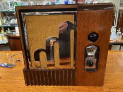Majestic Majestic Art Deco 463 Century six 460 Desk Top Tube Radio Bluetooth - 1492557