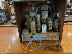 Majestic Majestic Art Deco 463 Century six 460 Desk Top Tube Radio Bluetooth - 1492563
