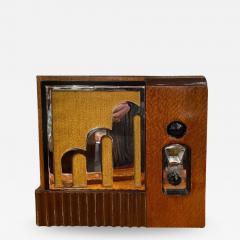 Majestic Majestic Art Deco 463 Century six 460 Desk Top Tube Radio Bluetooth - 1492723