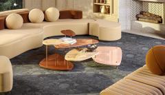 Malabar LA TOILE center table - 1801953