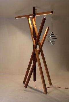 Mameluca Studio Contemporary Ninho Stand Lamp number 2 5 by Brazilian Studio Mameluca - 1271577