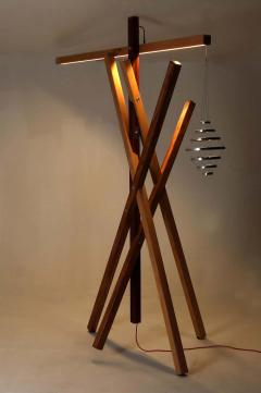 Mameluca Studio Contemporary Ninho Stand Lamp number 2 5 by Brazilian Studio Mameluca - 1271594