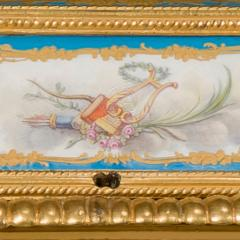 Manufacture Nationale de S vres Sevres Porcelain A Louis XVI Style S vres Style Table Box - 1076400