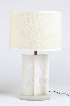 Marbro Lamp Company Chic Alabaster Table Lamps By Marbro Lamp Co   258662