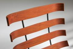 Martin Eisler Carlo Hauner Eisler and Hauner Costela Lounge Chairs 1960s - 1691712