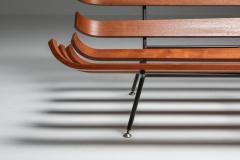 Martin Eisler Carlo Hauner Eisler and Hauner Costela Sofa 1960s - 1691706