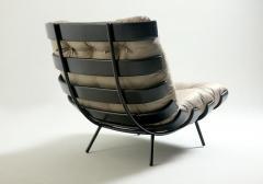 Martin Eisler Carlo Hauner Mid Century Modern Costela Lounge Chair Carlo Hauner Martin Eisler Set of 2  - 1212762