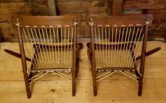 Maruni Studio Maruni Style Lounge Chairs Japan 1960s - 1661606