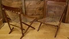 Maruni Studio Maruni Style Lounge Chairs Japan 1960s - 1661608