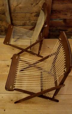Maruni Studio Maruni Style Lounge Chairs Japan 1960s - 1661609