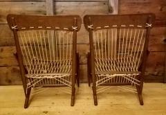 Maruni Studio Maruni Style Lounge Chairs Japan 1960s - 1661612