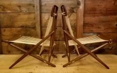 Maruni Studio Maruni Style Lounge Chairs Japan 1960s - 1661613