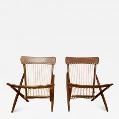 Maruni Studio Maruni Style Lounge Chairs Japan 1960s - 1671044