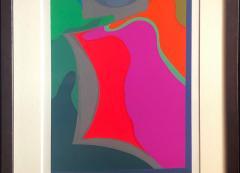 Mashiko Japanese Abstract Expressionist Serigraphs Signed Numbered Mashiko  - 1369068