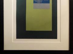 Mashiko Japanese Abstract Expressionist Serigraphs Signed Numbered Mashiko  - 1369069