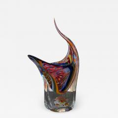 Massimiliano Schiavon One of a Kind Murano Vase by Schiavon - 2138916