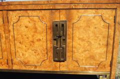 Mastercraft Amboyna Burl Sideboard by Mastercraft - 102678