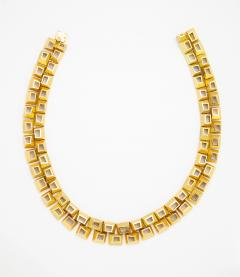 Mauboussin Mauboussin 18k Gold Kiops Necklace - 305420
