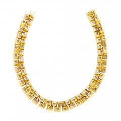 Mauboussin Mauboussin 18k Gold Kiops Necklace - 305641