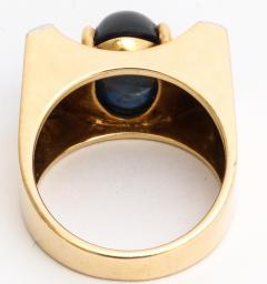 Mauboussin Mauboussin Gold Ring with Sapphire and Diamonds - 221294