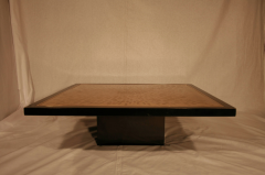 Maud Etched brass square Coffee table by Maud - 784935
