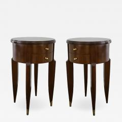 Maurice Leon Jallot Maurice Leon Jallot Pair of Side Tables 1945 - 1118008