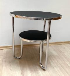 Mauser Werke Bauhaus Steeltube Side Table Germany circa 1930 1940 - 1119774