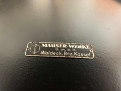 Mauser Werke Bauhaus Steeltube Side Table Germany circa 1930 1940 - 1119783