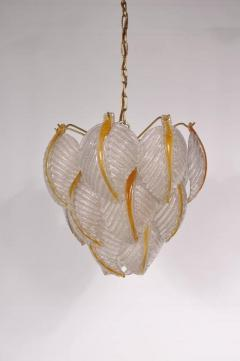 Mazzega Murano 1960s Murano Glass Ceiling Lamp by Mazzega Italy - 828962