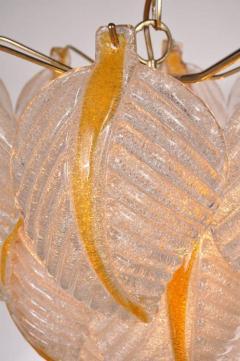 Mazzega Murano 1960s Murano Glass Ceiling Lamp by Mazzega Italy - 828965