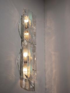 Mazzega Murano Large Wall or Ceiling Lamp by AV Mazzega - 1266933