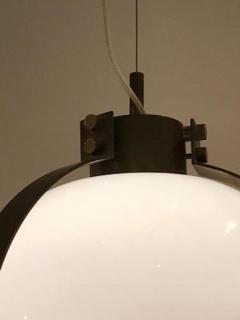 Mazzega Murano Mazzega Mid Century Modernist Murano Glass Ball Shaped Chandelier - 380763