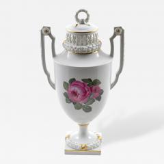 Meissen 1924 Meissen Porcelain Lidded Urn - 176958